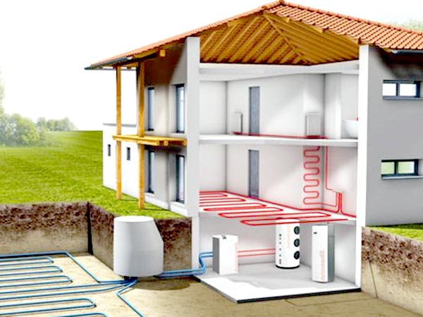 瑞和告诉大家地源热泵空调如何实现节能环保?